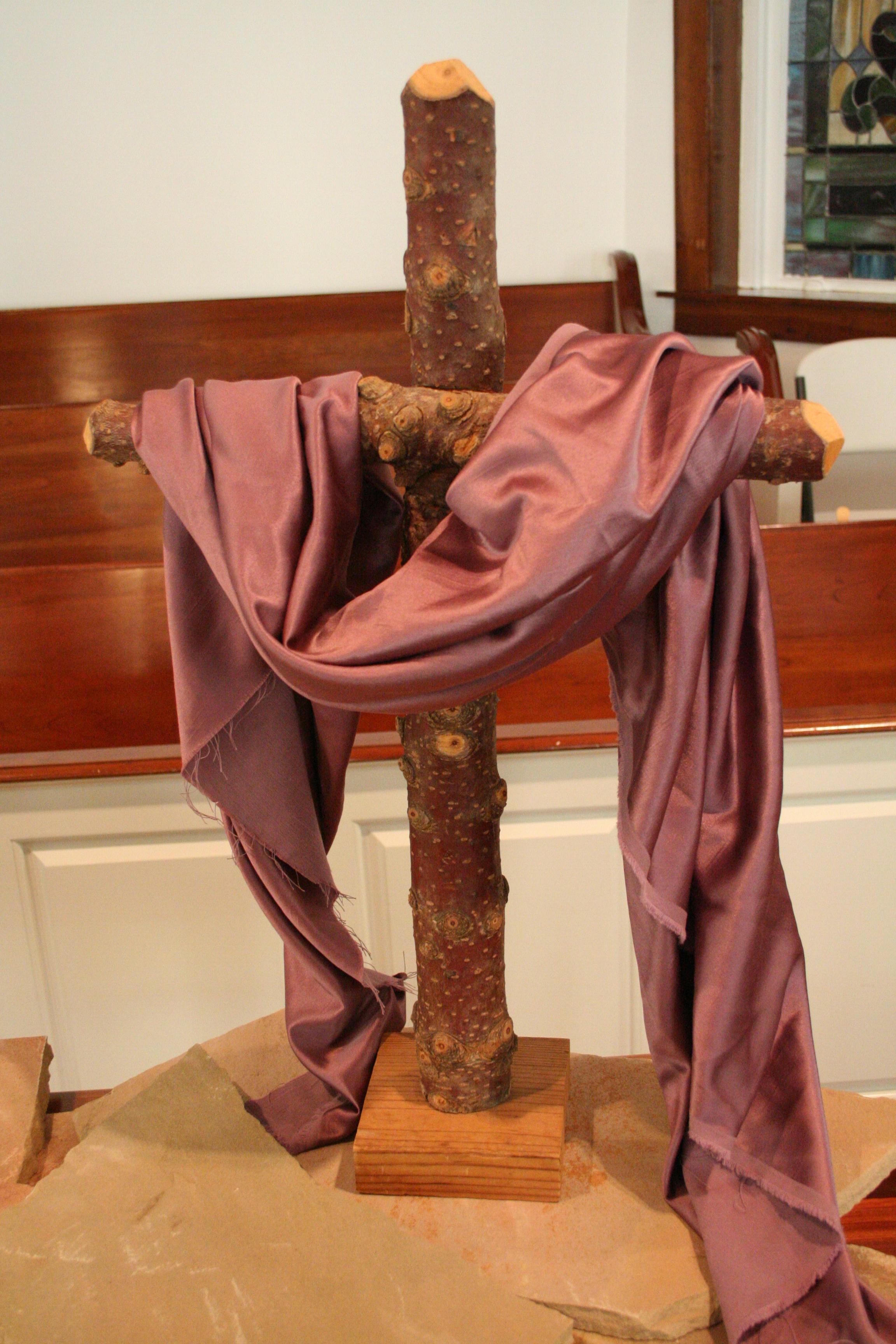 A Lenten Cross