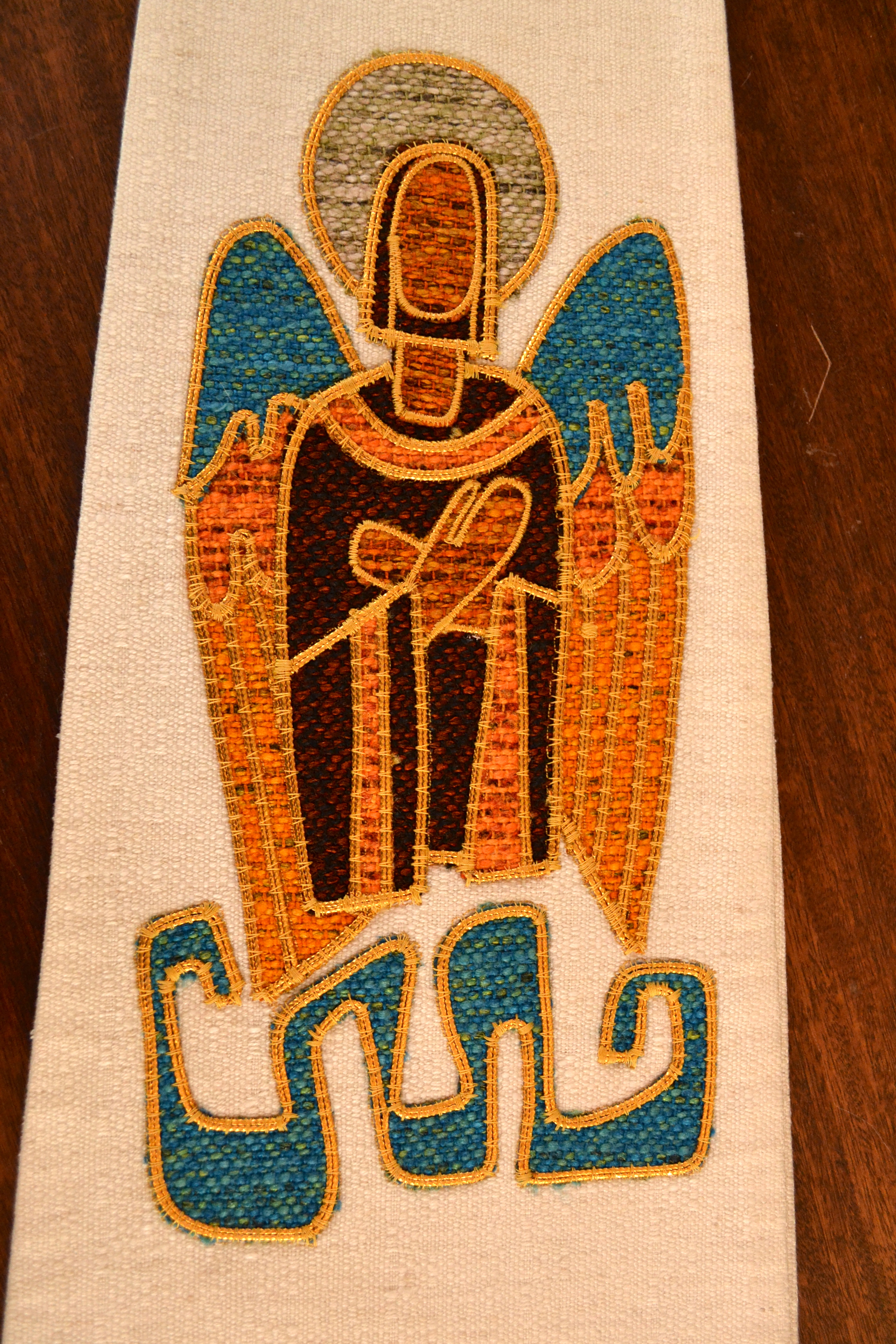 New stole sunday the evangelists a southern pastors life in in terms of the stole there are two more things to note the first is that its heavy im not terribly aware that im wearing a stole most days biocorpaavc