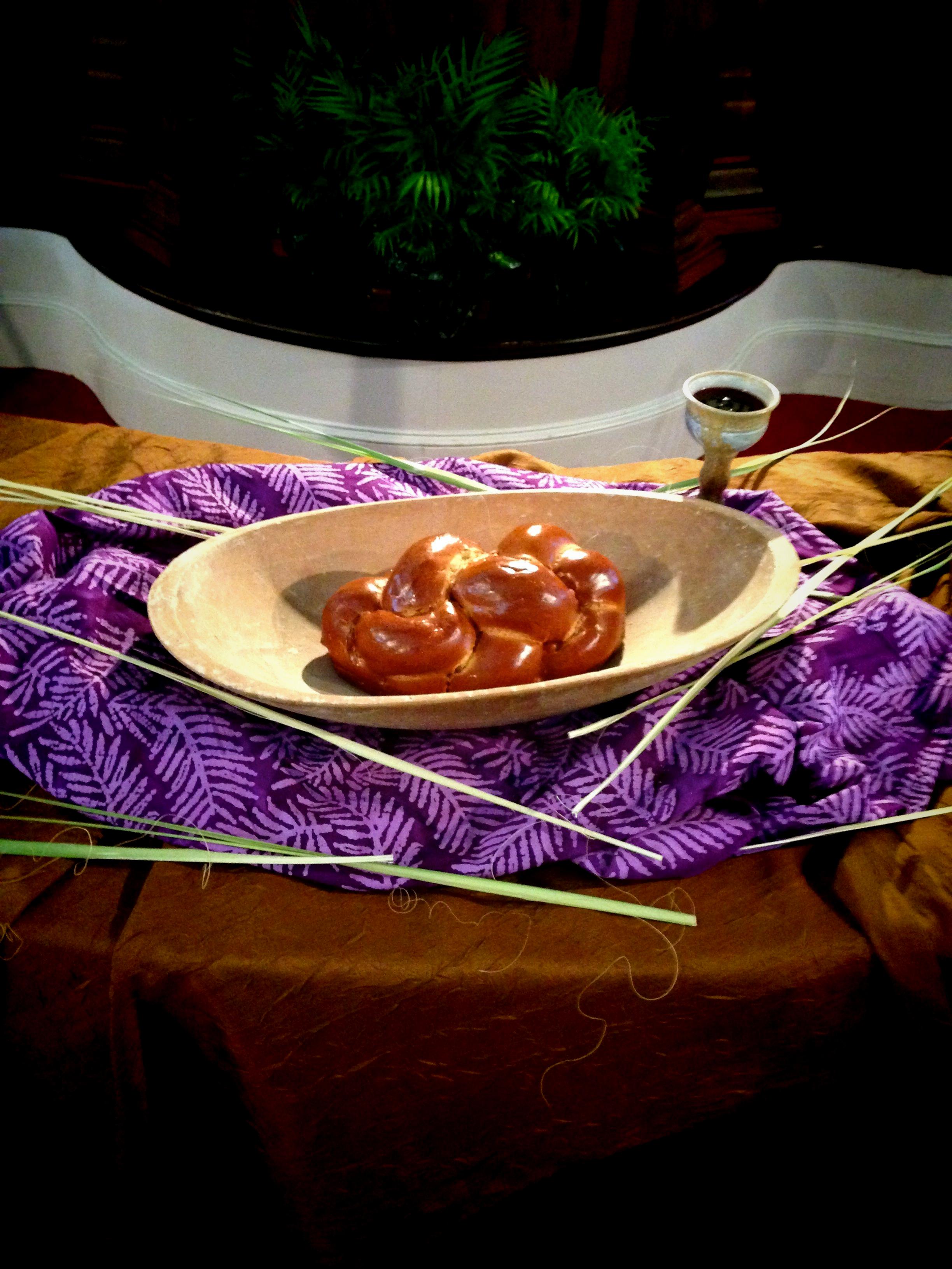 palm sunday communion